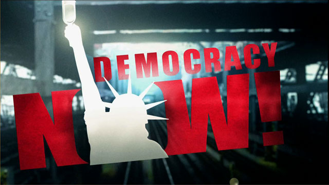 Democracy Now Image