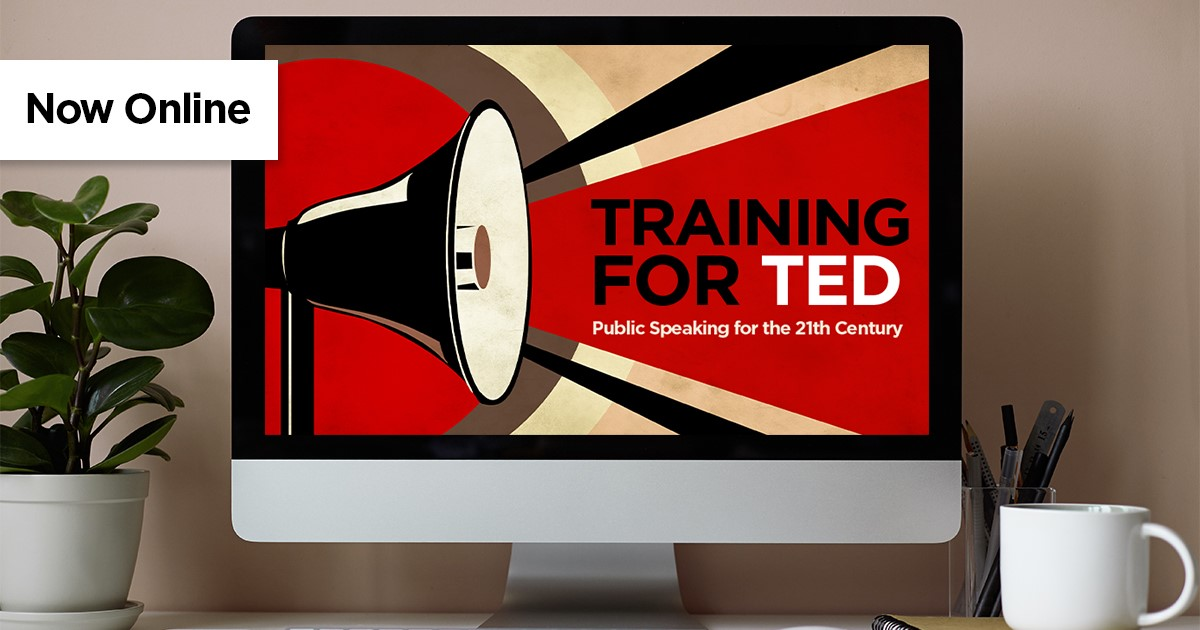 Trainig for ted